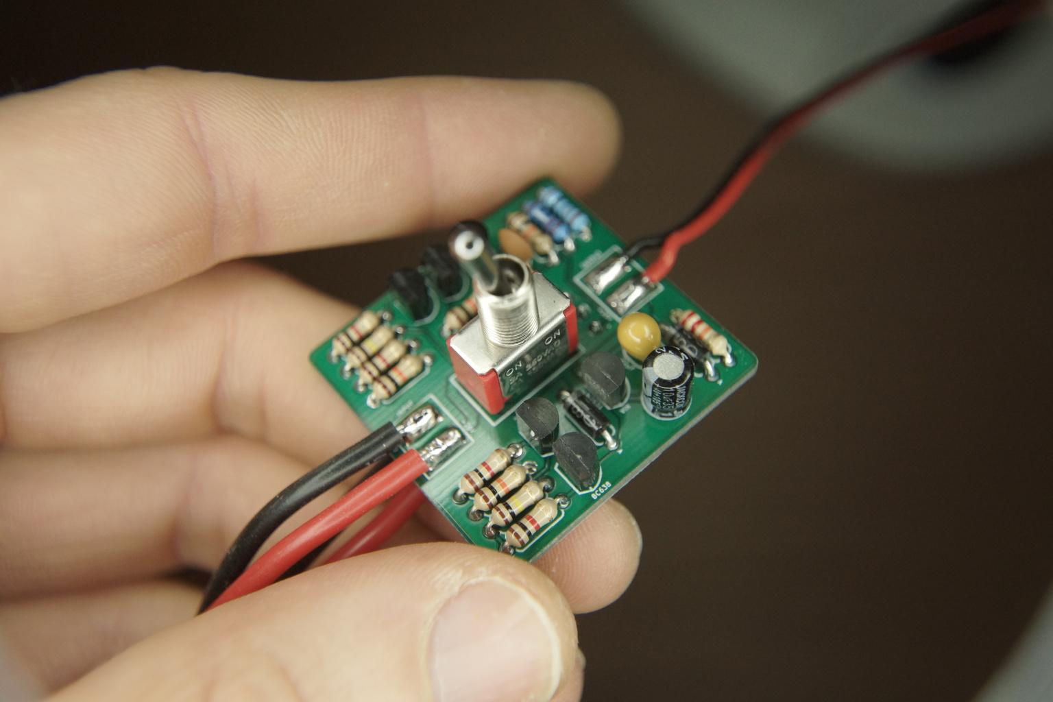 Vitesse règle appendice Boucher 0916329 SERS-Interrupteur